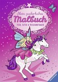 Mein zauberhaftes Malbuch: Feen, Elfen und Meerjungfrauen (Mängelexemplar)