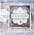 Das Ministerium des äußersten Glücks, 3 MP3-CD (Mängelexemplar)