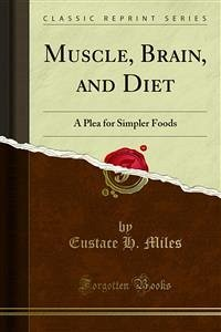 Muscle, Brain, and Diet (eBook, PDF)