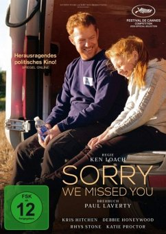 Sorry we missed you - Sorry We Missed You/Dvd