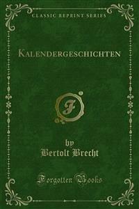 Kalendergeschichten (eBook, PDF)