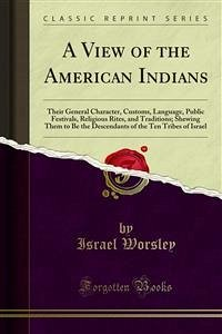 A View of the American Indians (eBook, PDF)