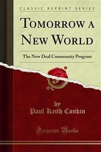 Tomorrow a New World (eBook, PDF)