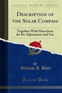 Description of the Solar Compass (eBook, PDF)