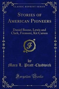 Stories of American Pioneers (eBook, PDF)