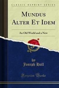 Mundus Alter Et Idem (eBook, PDF)