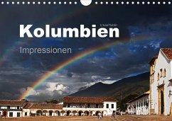 Kolumbien Impressionen (Wandkalender 2021 DIN A4 quer)