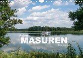 Polen - Masuren (Wandkalender 2021 DIN A4 quer)