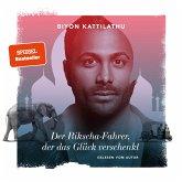 Der Rikscha-Fahrer, der das Glück verschenkt, Audio-CD
