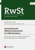 RwSt Spezial: Anwendung der Effektivzinsmethode im UGB-Abschluss