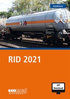 RID 2021 - Holzhäuser, Jörg