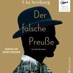Der falsche Preuße / Offizier Gryszinski Bd.1 (2 Audio-CDs)
