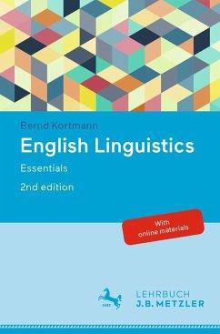 English Linguistics - Kortmann, Bernd