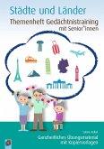 Themenheft Gedächtnistraining mit Senioren: Städte und Länder