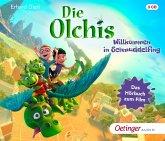 Die Olchis. Willkommen in Schmuddelfing, 3 Audio-CDs