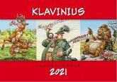 Haralds Klavinius Jagdkalender 2021