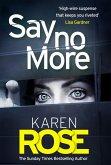 Say No More (The Sacramento Series Book 2) (eBook, ePUB)