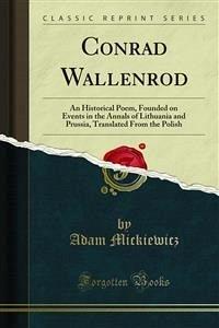 Conrad Wallenrod (eBook, PDF) - Mickiewicz, Adam
