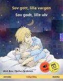 Sov gott, lilla vargen - Sov godt, lille ulv (svenska - danska) (eBook, ePUB)