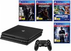 Sony Playstation 4 Pro 1TB inkl. PS Hits Naughty Dog Bundle