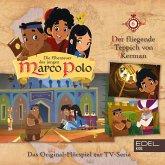 Folge 6: Die Höllenwinde von Hormuz / Der fliegende Teppich von Kerman (Das Original-Hörspiel zur TV-Serie) (MP3-Download)