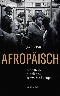 Afropäisch (eBook, ePUB) - Pitts, Johny