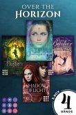 Over the Horizon. Vier magische Romantasy-Romane mit Suchtfaktor (Die Aktions-E-Box von Impress!) (eBook, ePUB)