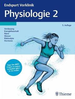 Endspurt Vorklinik: Physiologie 2 (eBook, PDF)