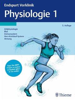 Endspurt Vorklinik: Physiologie 1 (eBook, PDF)