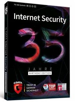 G Data Internet Security 35 Jahre Edition