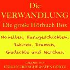 Die Verwandlung – sowie zahlreiche weitere Meisterwerke der Weltliteratur (MP3-Download)