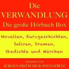 Die Verwandlung – sowie zahlreiche weitere Meisterwerke der Weltliteratur (MP3-Download) - Kafka, Franz; Schwab, Gustav; von Kleist, Heinrich
