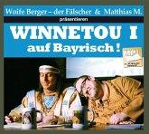 Winnetou I auf bayrisch, MP3-CD