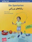 Die Sportarten. Kinderbuch Deutsch-Persisch/Farsi