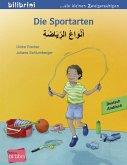 Die Sportarten. Kinderbuch Deutsch-Arabisch