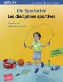 Die Sportarten. Kinderbuch Deutsch-Französisch