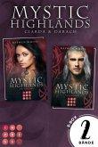 Mystic Highlands: Band 5-6 der Fantasy-Reihe im Sammelband (Die Geschichte von Ciarda & Darach) (eBook, ePUB)