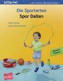 Die Sportarten. Kinderbuch Deutsch-Türkisch