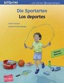 Die Sportarten. Kinderbuch Deutsch-Spanisch