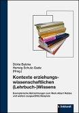 Kontexte erziehungswissenschaftlichen (Lehrbuch-)Wissens