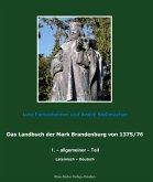 Das Landbuch der Mark Brandenburg von 1375/76