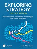 Exploring Strategy, Text and Cases, 12th Edition (eBook, ePUB)