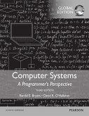 Computer Systems: A Programmer's Perspective, Global Edition (eBook, PDF)