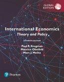International Economics: Theory and Policy, Global Edition (eBook, ePUB)