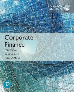 Corporate Finance, Global Edition (eBook, PDF) - Berk, Jonathan; Demarzo, Peter