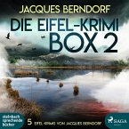 Die Eifel-Box 2 - 5 Eifel-Krimis von Jacques Berndorf (MP3-Download)