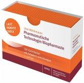Last Minute Check - Pharmazeutische Technologie/Biopharmazie