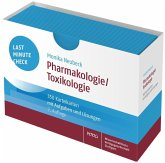 Last Minute Check - Pharmakologie/Toxikologie