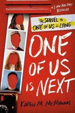 One of Us Is Next - McManus, Karen M.