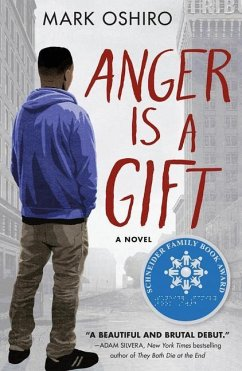 Anger Is a Gift - Oshiro, Mark